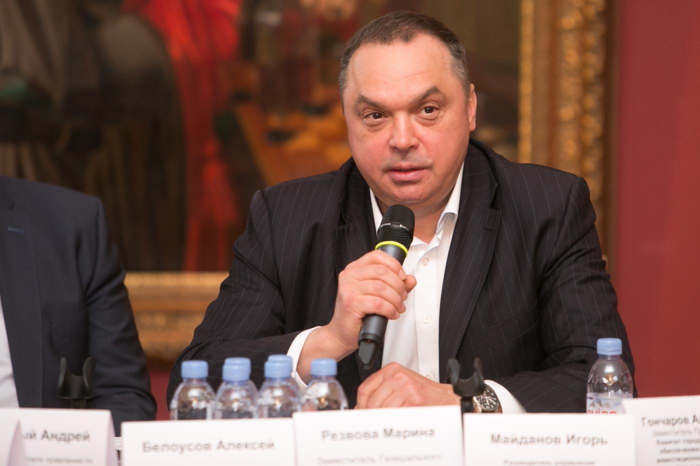 Игорь Майданов, РОСРЕЕСТР