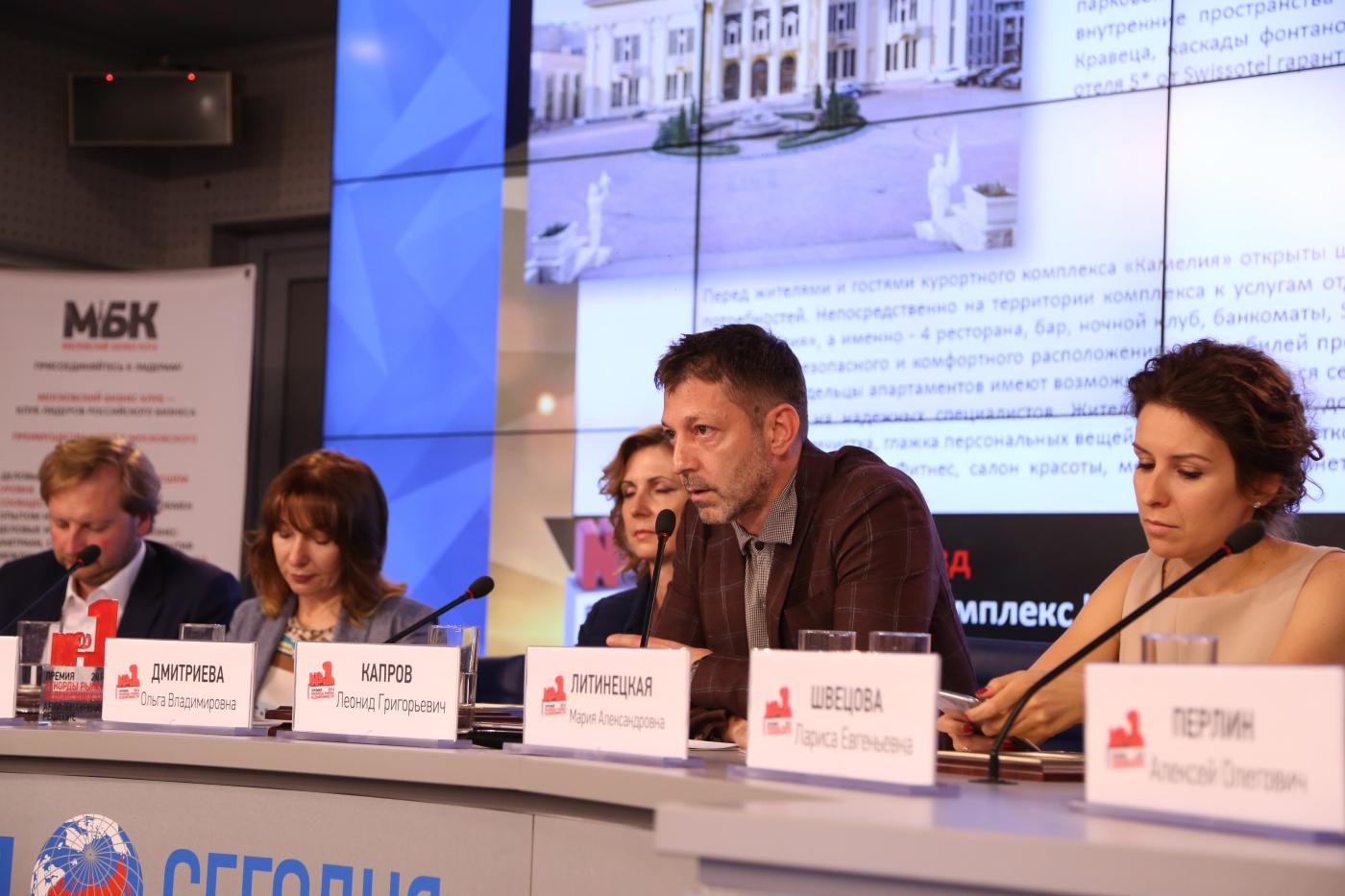 Капров Леонид, Старший вице-президент, Галс-Девелопмент