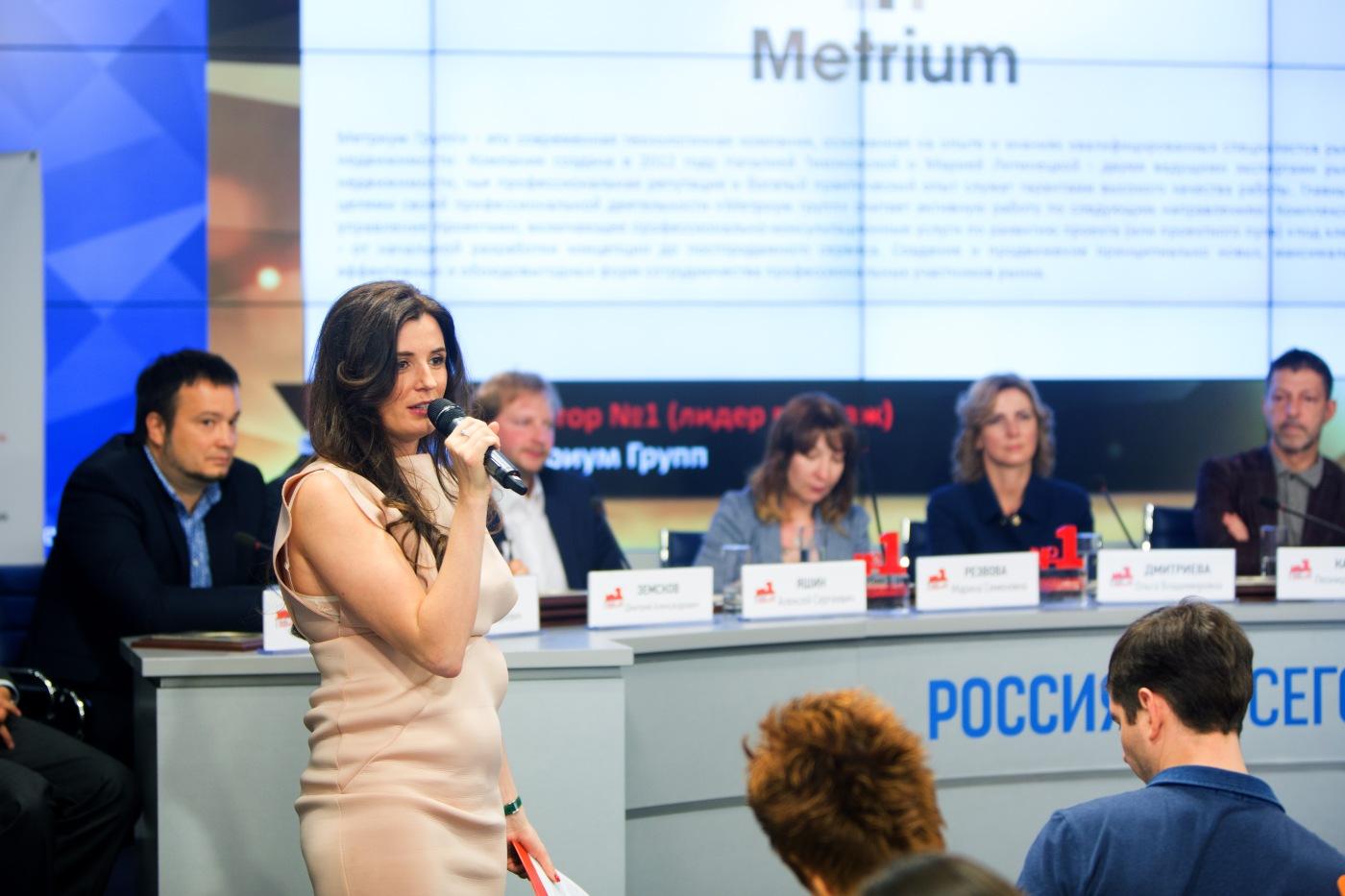 Модератор - Анна Маркина, Генеральный директор Московского Бизнес Клуба (3)