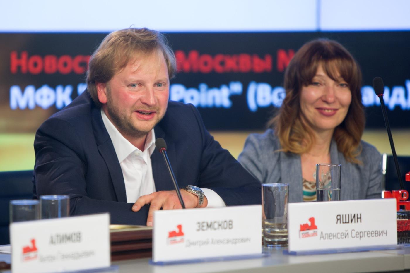 Яшин Алексей, Генеральный директор, Волей Гранд