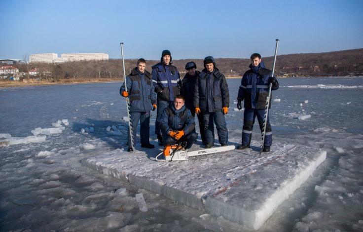 Ледовые острова 7