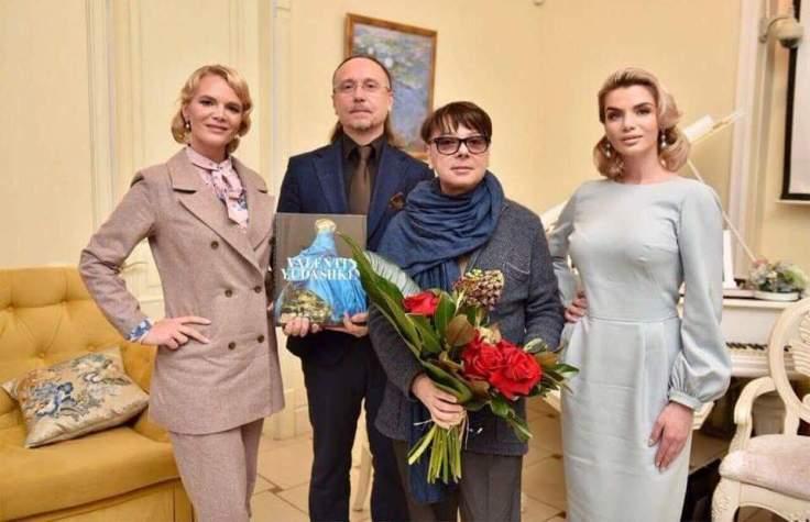 Валентин Юдашкин в АВШЭ 2