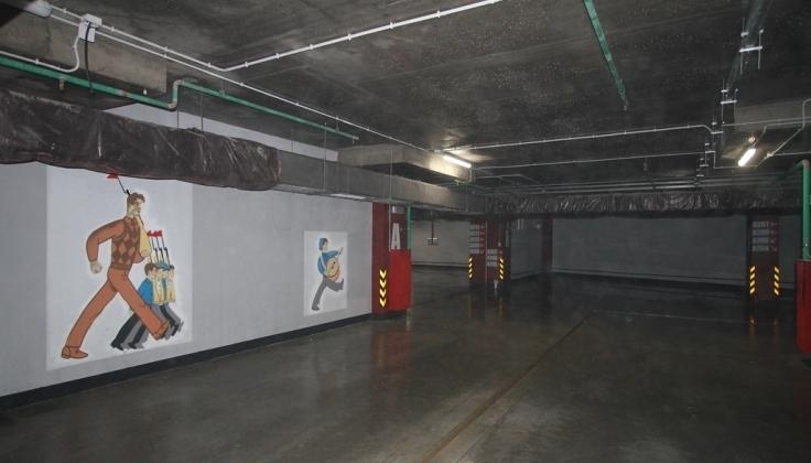 17 Подземный паркинг